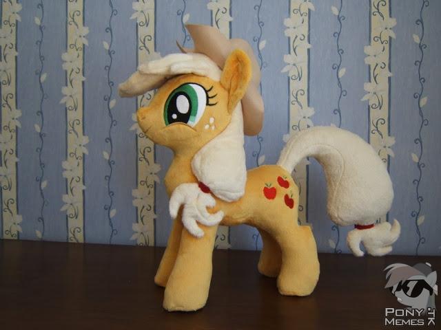 Plushie Pony