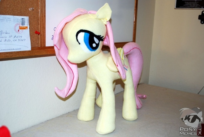 Plushie Fluttershy