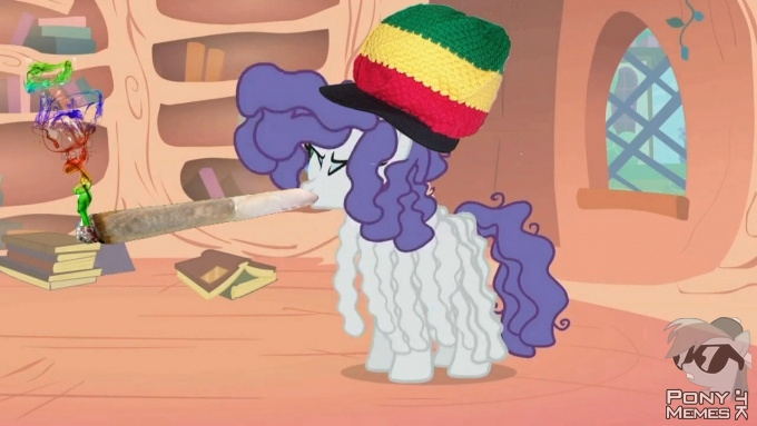 Rarity is rasta