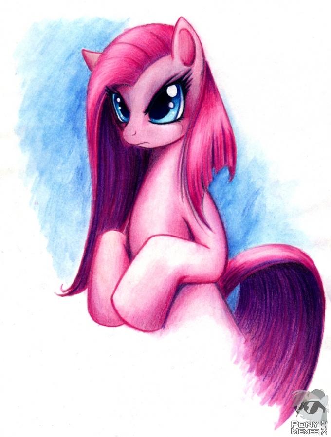Pinkie Drawing
