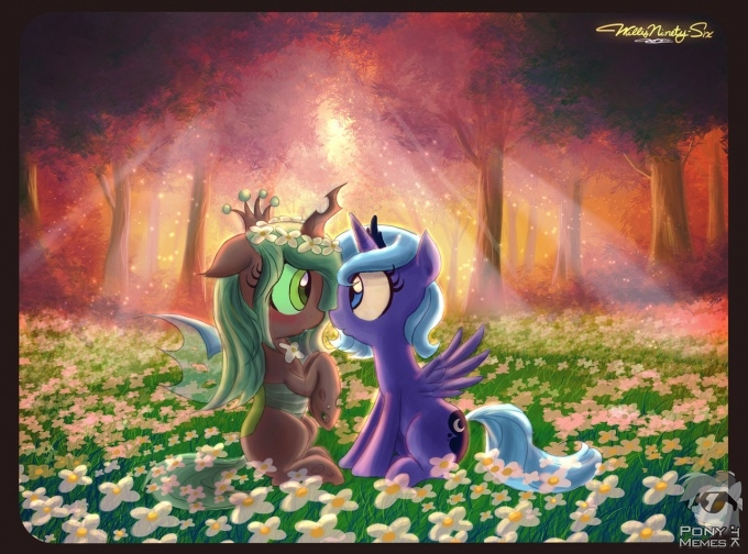 Chrystalis i Luna