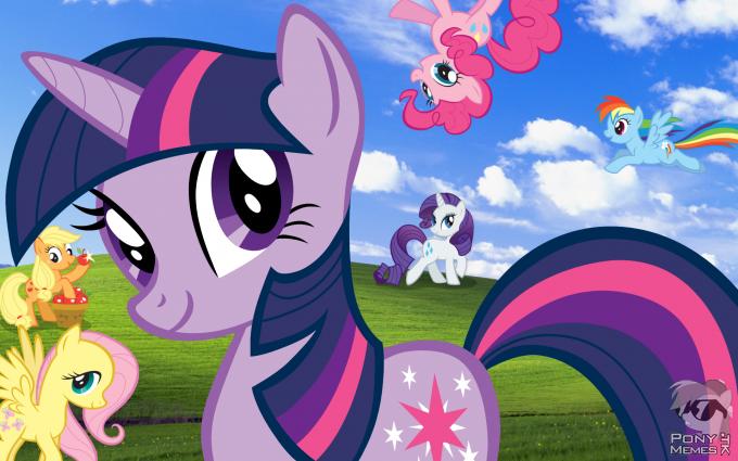 Windows Ponies