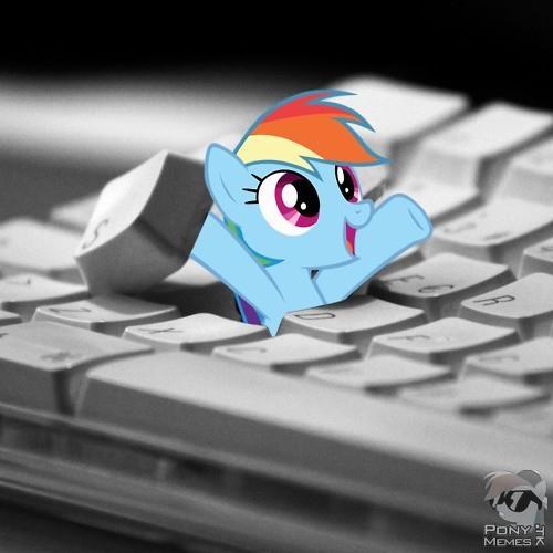 Co masz w klawiaturze? :)