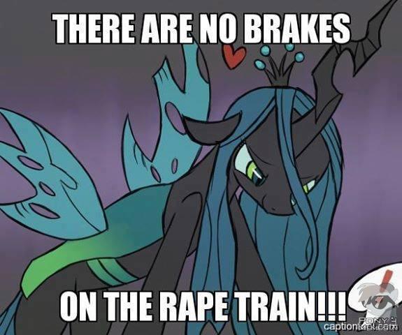 Rape time!