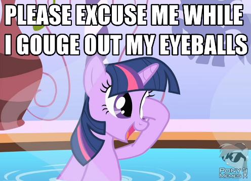 Twilight i jej oczy