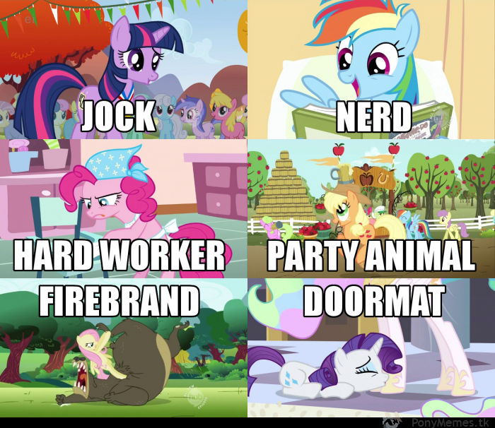 PPPonies