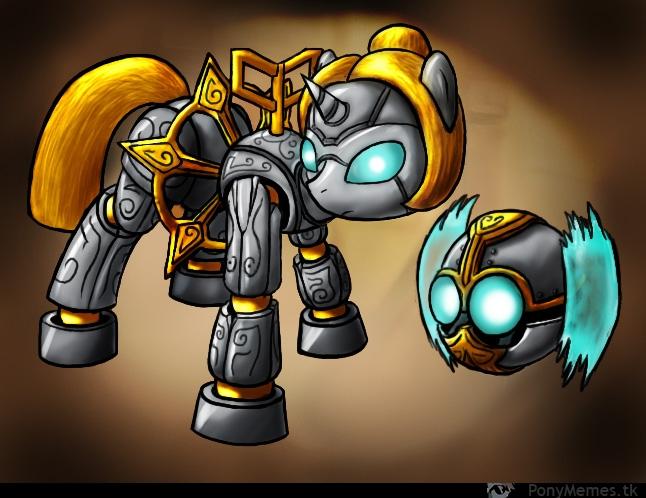 Orianna Pony