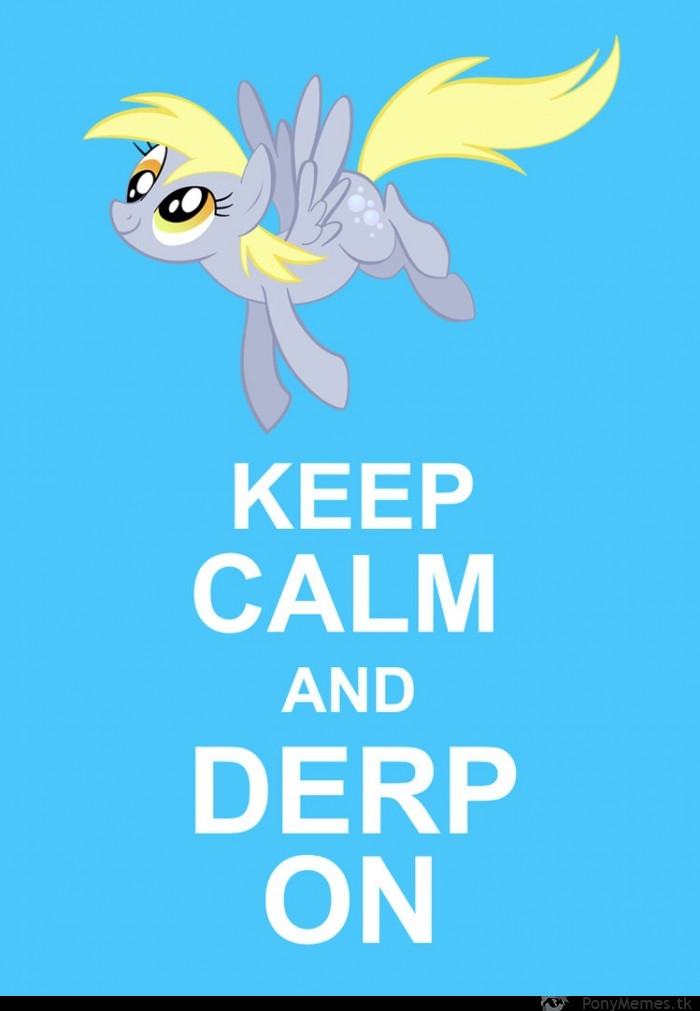 Derpy On