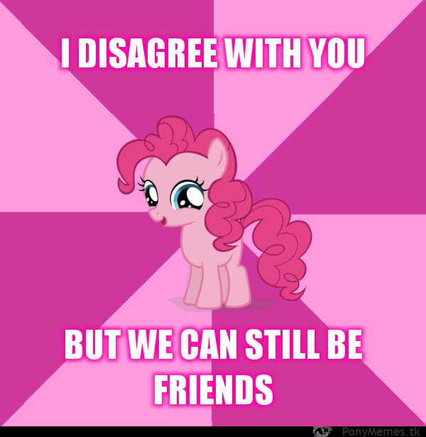 Przyjacielska Pinkie