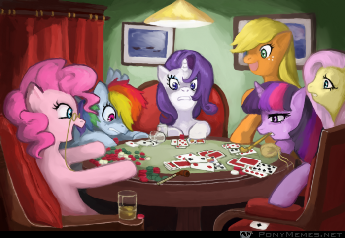 Pony Poker Party