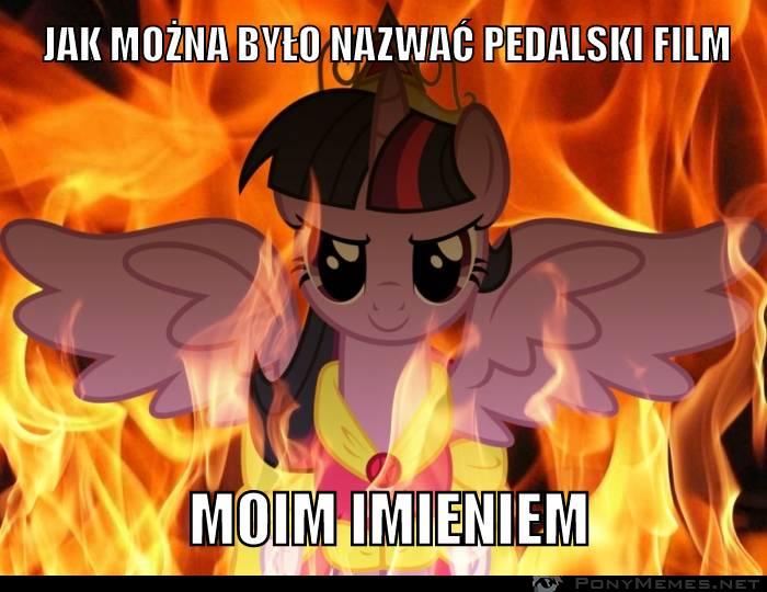 Twilight =/= Twilight