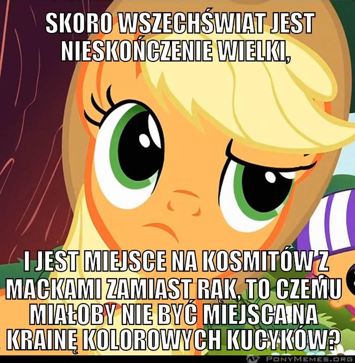 Equestria istnieje?