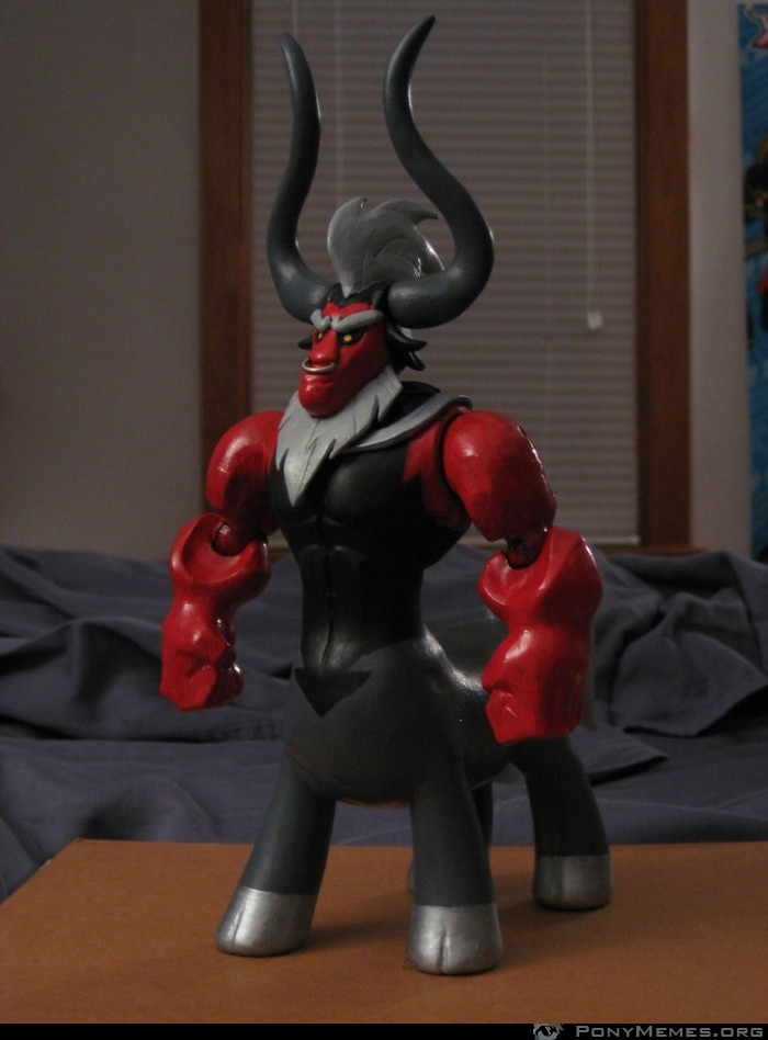 Lord Tirek figurka