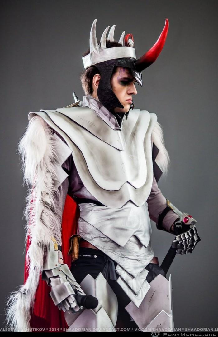 Król Sombra - cosplay