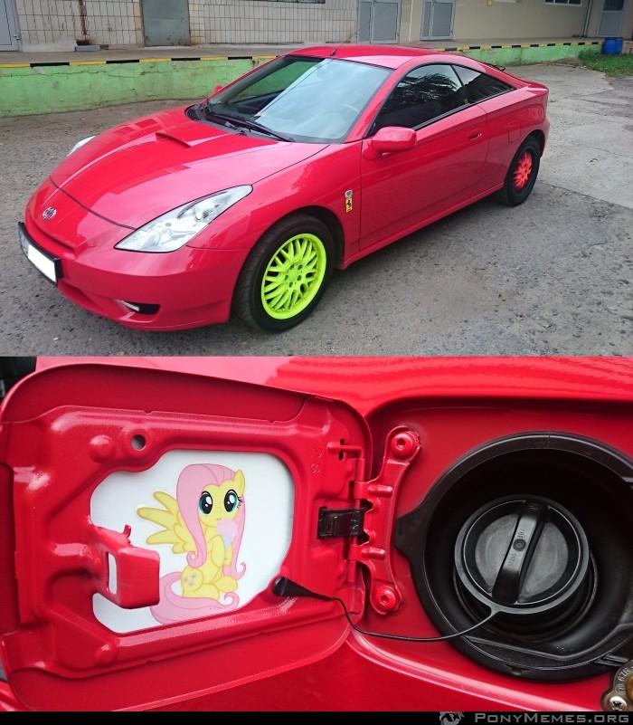 Brony Car 2
