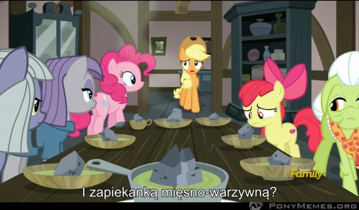 Applejack je mięso ???