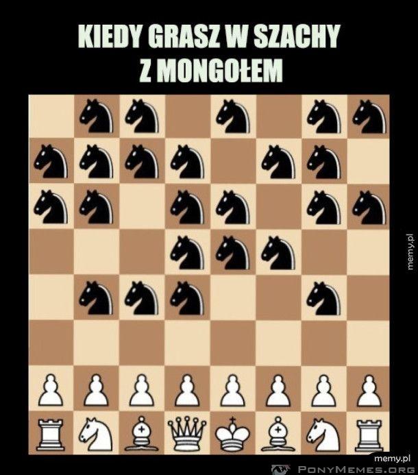 szachy z bronym