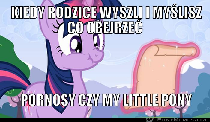 dylemat bronych