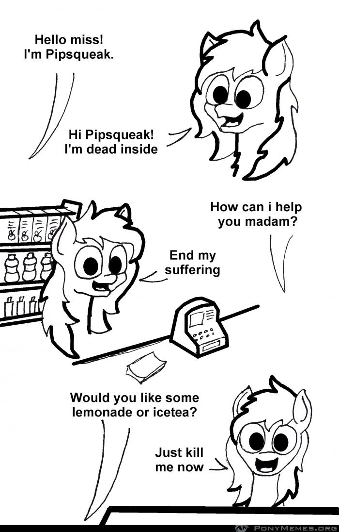Oficjalna klacz depresji
