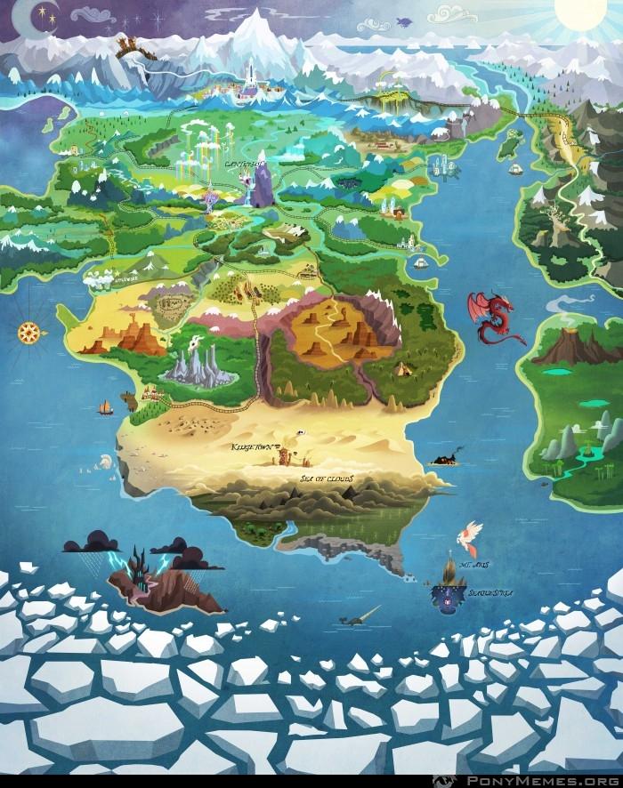 Oficjalna mapa 2017