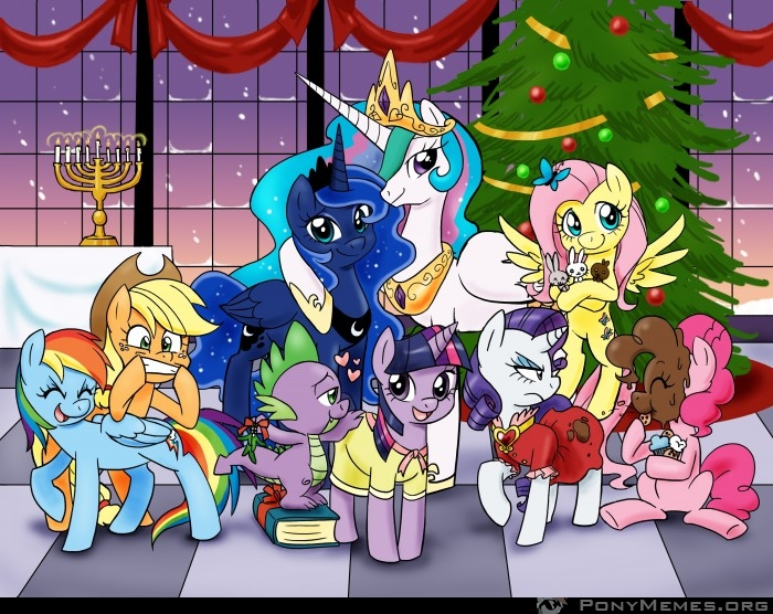 Księżniczki też świętują :)
