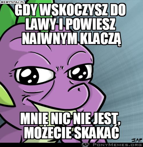 Wredny Spike