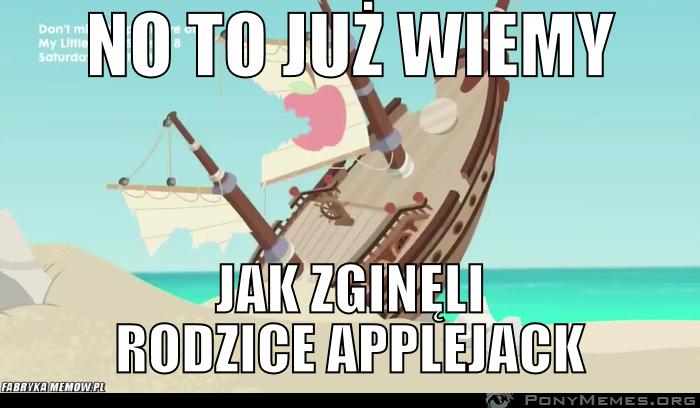 Rodzice Applejack