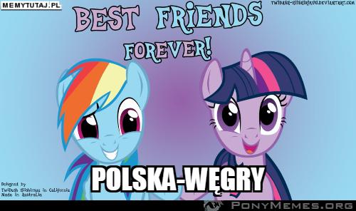 dzień przyjaźni Polsko-Węgierskiej 15.03