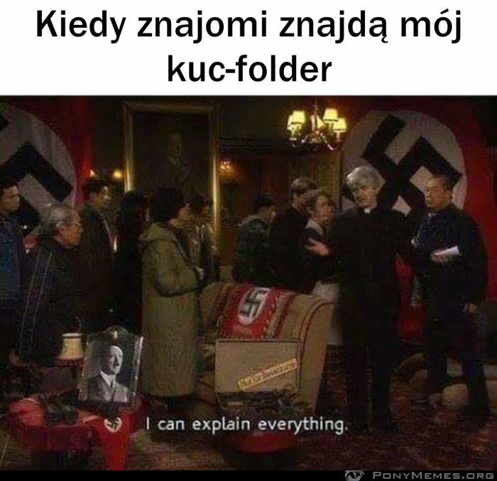 Mogę wszystko wyjaśnić!