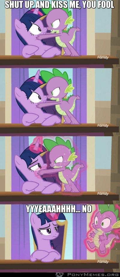 przegryw Spike