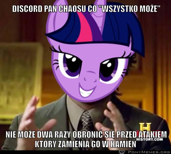 Discord Logic