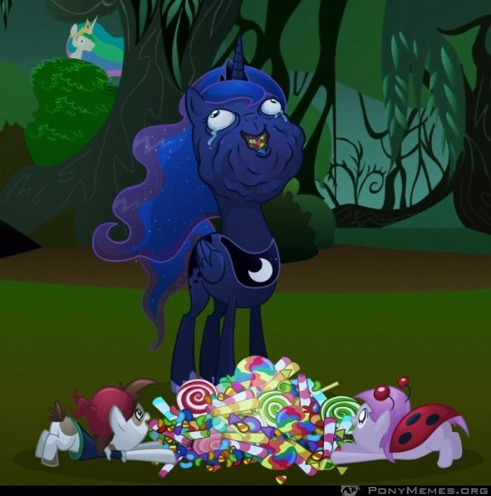 Biedna Luna