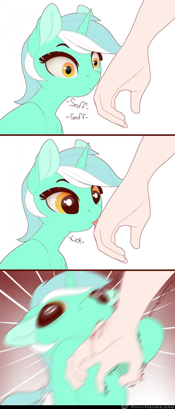 Lyra, nie tak!