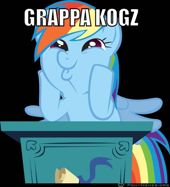 Grappa Kogz